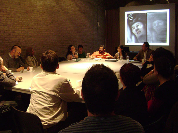 International scholars meet in Argentina to study Spanish Colonial art, fall 2011