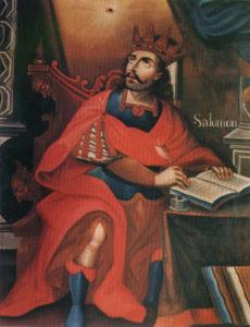 Serie Reyes y Profetas de Israe / Marcos Zapata