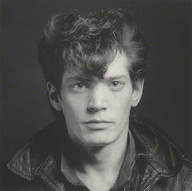 Self-Portrait, 1980 / Robert Mapplethorpe