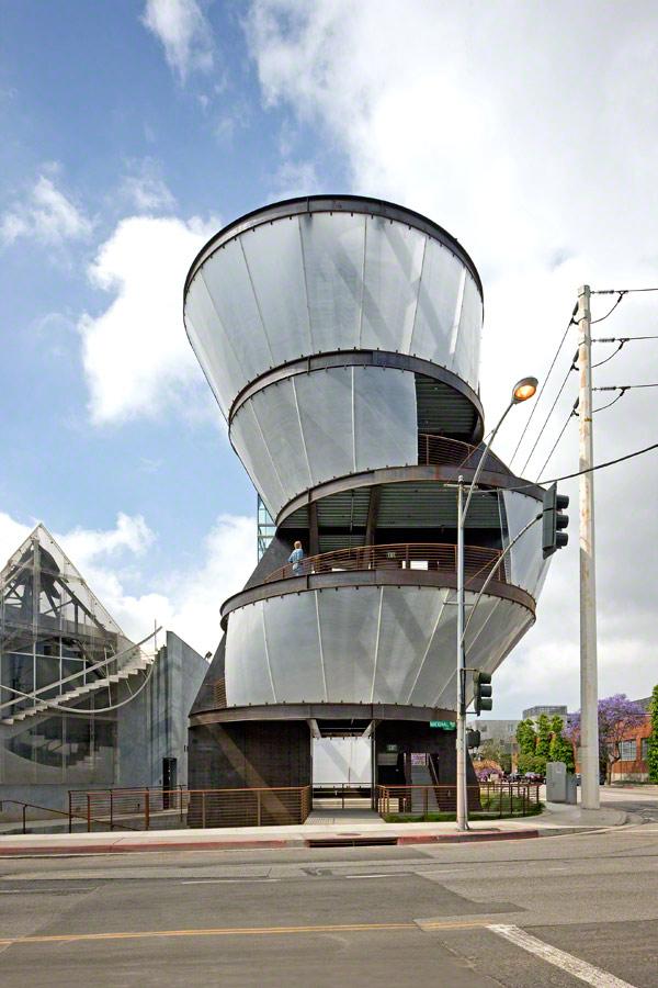 Samitaur Tower, Culver City / Eric Owen Moss, Eric Owen Moss Architects