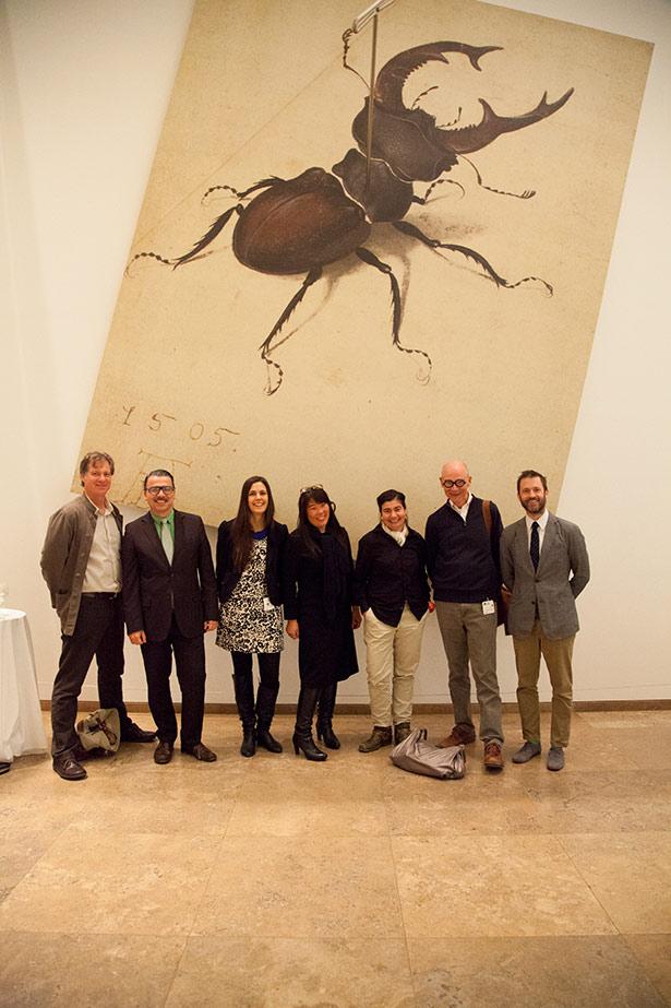 Peter Tokofsky, Christoph Korner, Elizabeth Cline, Asuka Hisa, Olga Koumoundouros, Robert Sain, and Mark Allen