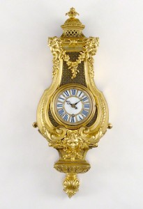Wall Clock / Andre-Charles Boulle