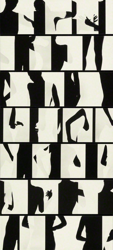 Composites: Nude / Ray K. Metzker
