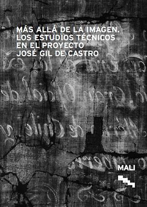 Cover of Más allá de la imagen