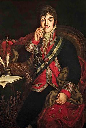 Ferdinand VII / José Gil de Castro