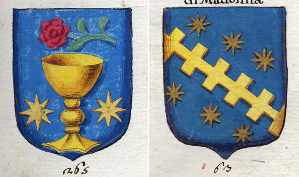 A Call to Arms! Heraldry in Renaissance Florence (And a