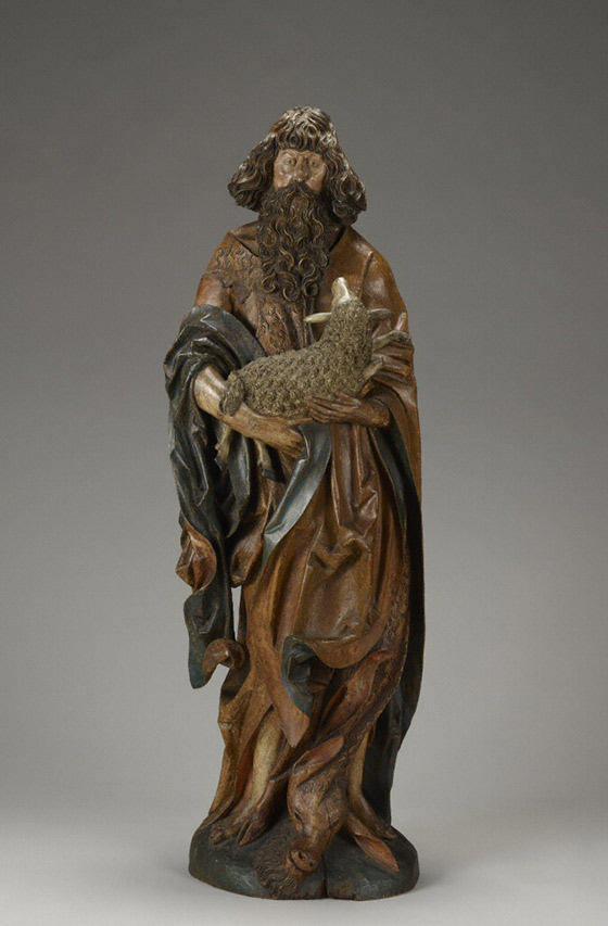 Saint John the Baptist / Master of the Harburger Altar
