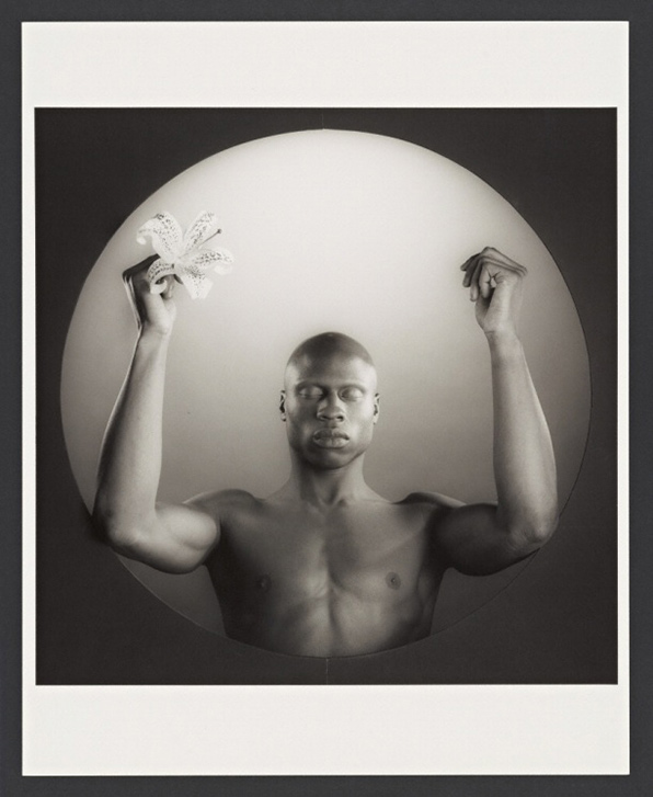 Ken Moody - variant image / Robert Mapplethorpe