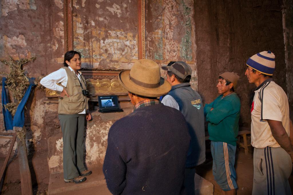Peru fieldwork