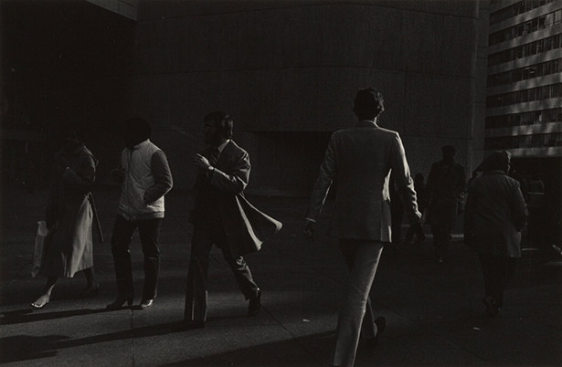 City Whispers, Chicago / Ray K. Metzker