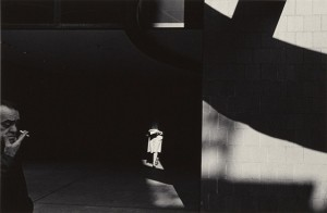 City Whispers, Philadelphia / Ray K. Metzker