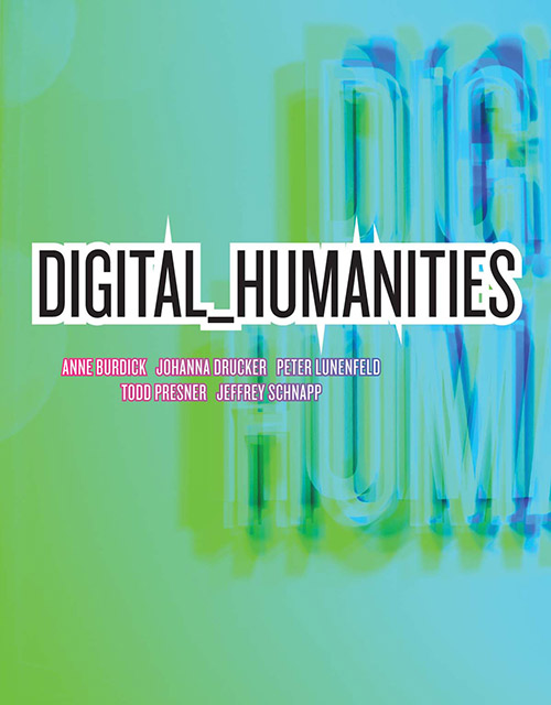 Cover of Digital_Humanities
