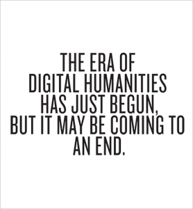 Provocation from Digital_Humanities