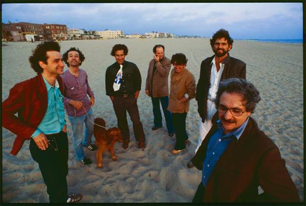Frederick Fisher, Robert Mangurian, Eric Owen Moss, Coy Howard, Craig Hodgetts, Thom Mayne, Frank Gehry