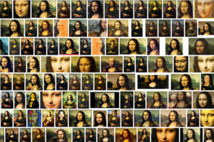 Google Image Search result for &quot;Mona Lisa&quot;
