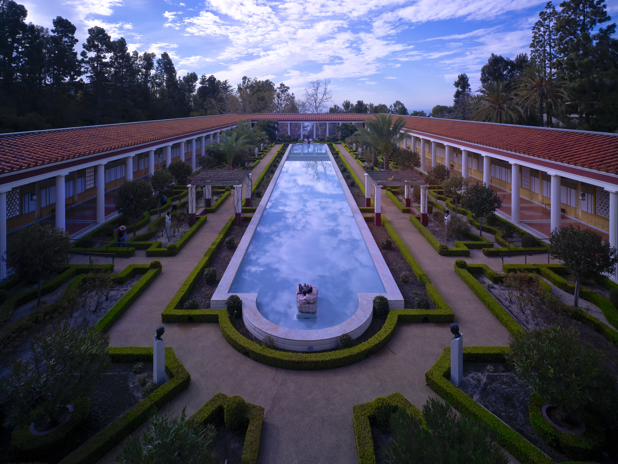 Getty Voices: The Transformative Outer Peristyle