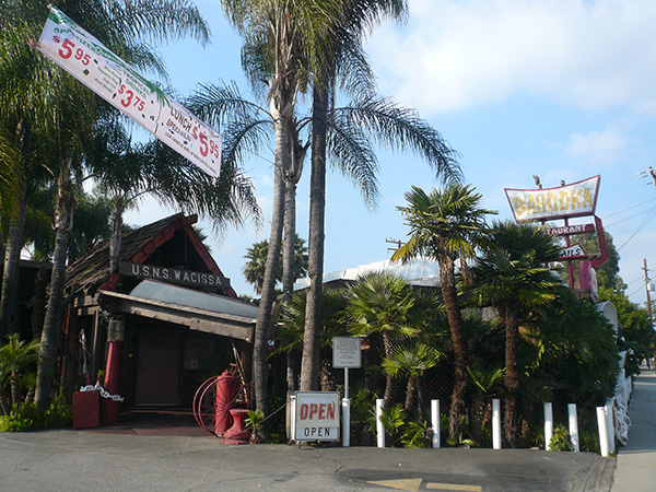Bahooka Restaurant and Tiki Bar in Rosemead