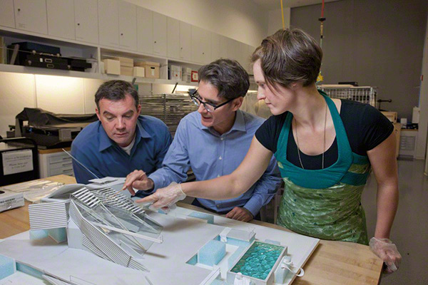Conserving Architectural Models: Behind the Scenes in the Research Institute Conservation Lab