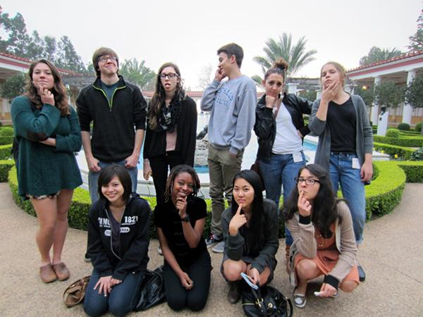 The Villa Teen Apprentices, 2012-2013