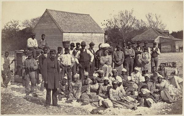 Slaves of General Thomas F. Drayton / Henry P. Moore