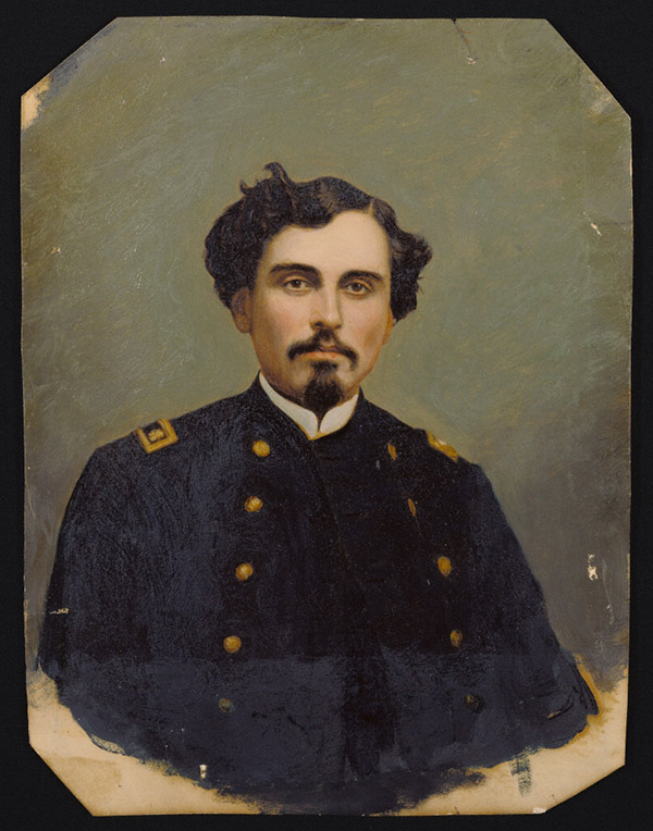 Portrait of Union Civil War General / unknown photographer