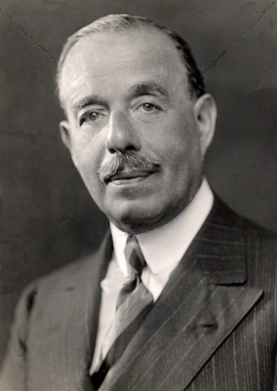Joseph Joel Duveen, Baron Duveen by George Charles Beresford