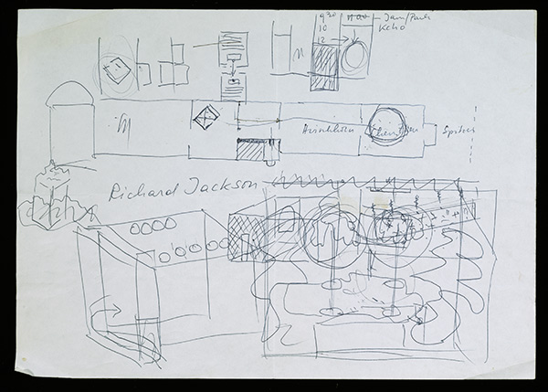 Notes on the Venice Biennale by Harald Szeemann