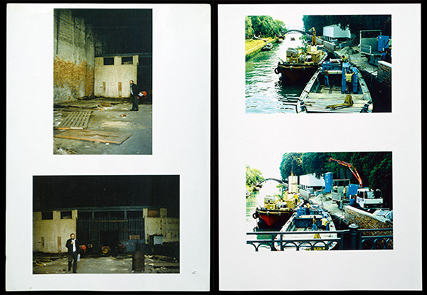 Photos of the Venice Biennale from the Harald Szeemann papers