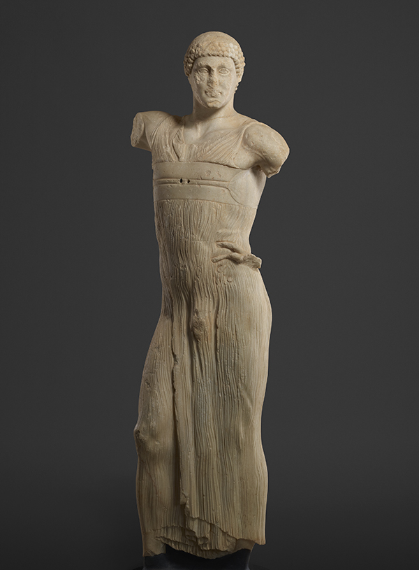 Statue of a Youth (the Mozia Charioteer) / Sikeliote (Sicilian Greek)