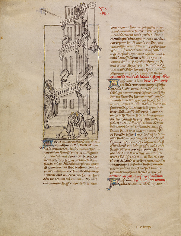Page in Histoire ancienne jusqua Cesar