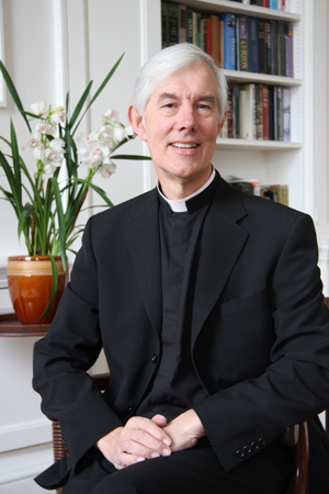 The Very Reverend Dr. Robert Willis, Dean of Canterbury