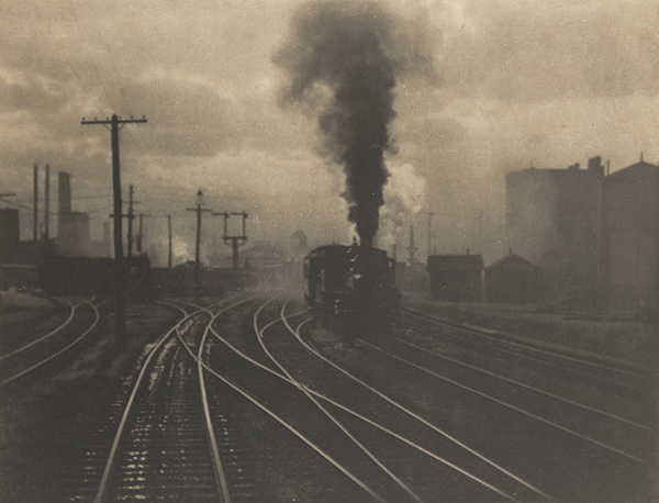 Alfred Stieglitz / The Hand of Man