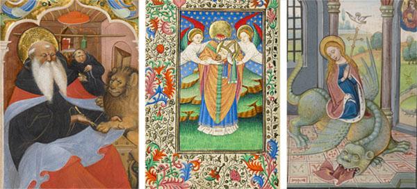 3 Saints / Beth Morrison