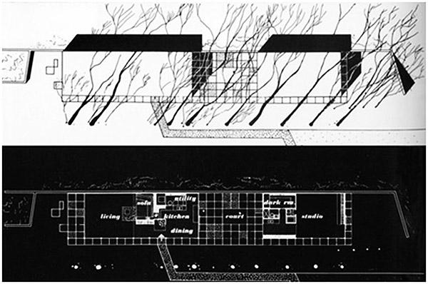 Eames House History