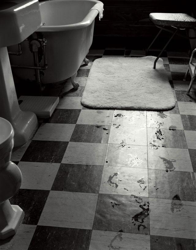Footprints / Abelardo Morell