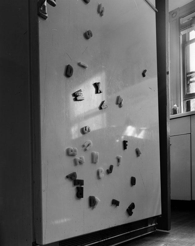 Refrigerator / Abelardo Morell