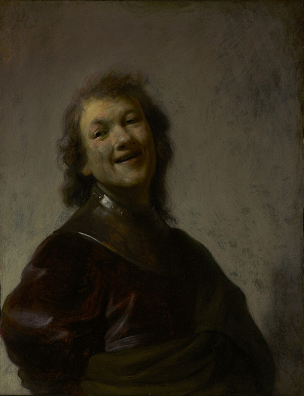 "AUDIO: Anne Woollett on ""Rembrandt Laughing"""
