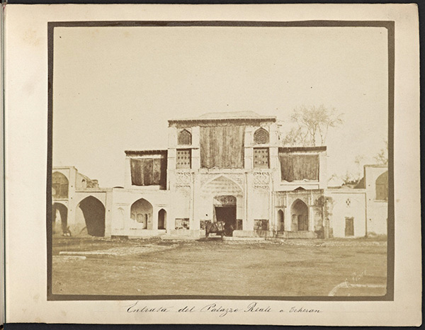 1850s Tehran Revealed in Rare Photographic Album