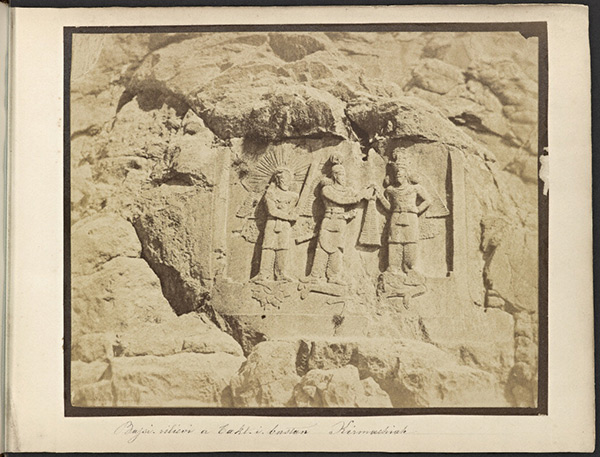 Taq-i Bastan, Kermanshah / Luigi Pesce