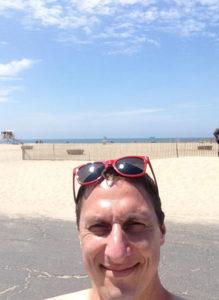 Will Lanni headshot at beach