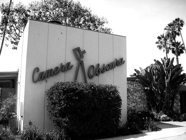 The Camera Obscura on Ocean Blvd. in Santa Monica / Jason Festa