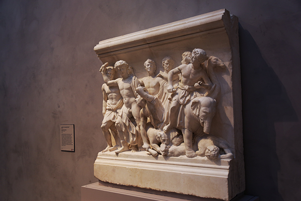 The Triumph of Bacchus / Roman