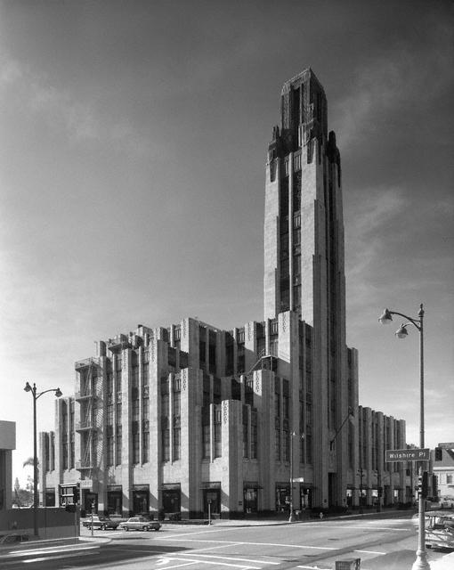 Bullock's Wilshire, Los Angeles, 1969 / Julius Shulman