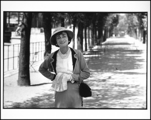 Coco Chanel, Alexander Liberman