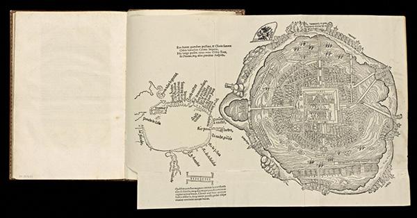 Tenochtitlan / Cartas de relacion
