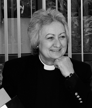 The Reverend Dr. Gwynne Guibord