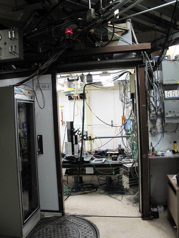 Stanford University/Synchrotron Radiation