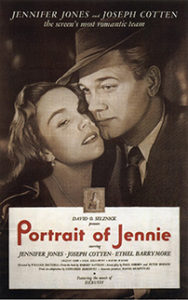 Portrait of Jennie movie poster