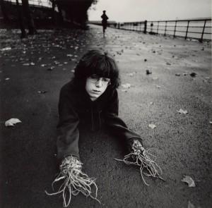 Boy with Root Hands, New York, New York, 1971. Arthur Tress (American, born 1940). Gelatin silver print. The J. Paul Getty Museum, Los Angeles. © Arthur Tress.