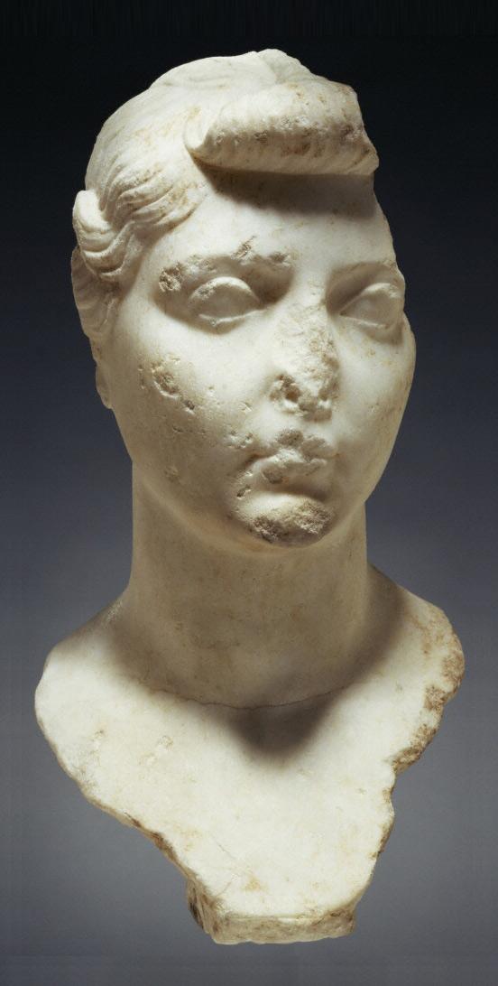 Bust of Livia Drusilla / Roman